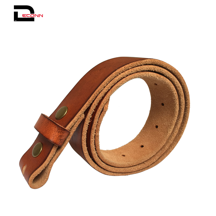 Top quality import Italian cow leather belt can be fit the buckle which you want  - 副本