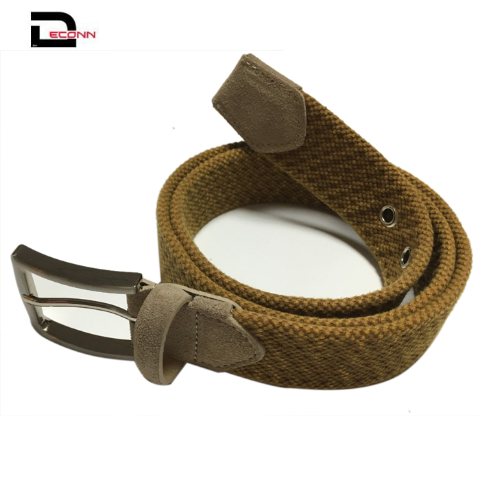 Cloth belt jeans grommet belt fashion canvas belts for Men and Women